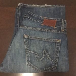 f7552539 Ag Adriano Goldschmied Jeans - AG The Fillmore Relaxed Bootcut Jeans Size 31